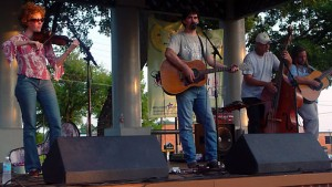 Slaid Cleaves - Hot Summer Nights, Sherman,TX    7-5-2001