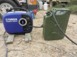 Little Blue - Yamaha Ef200iS Inverter Generator