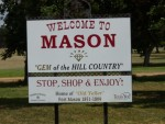 Mason,Tx  -Gem of the Hill County