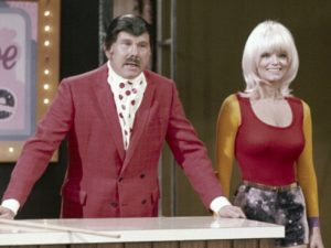 Art Fern and Carol Wayne